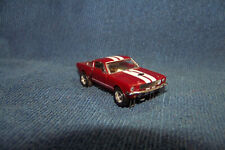 Shelby GT 347 (Road Race Replica) HO Slot Car w/UltraG Chassis & RRR wheel/tires