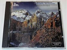 Bernard Herrmann SYMPHONY and THE FANTASTICKS NPO Unicorn-Kanchana CD (VG+)