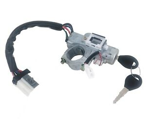 US-530 Ignition Switch w/ Lock Cylinder  for 96-99 SENTRA MAXIMA