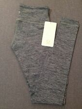 Lululemon NWT Wunder Under Pant III Size 8  Space Dye Camo Black Slate Rare!