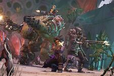 Borderlands 3 PS4 Game + UNUSED Gold Weapon Skin CODES Shooter RPG Action Loot G