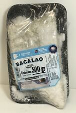 Bacalao Salt Cod From Galicia Spain 500g Salted Cod Fish