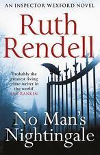 RENDELL,RUTH-NO MAN`S NIGHTINGALE  BOOK NEU