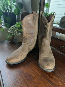 Ariat Women's Heritage Roper Western Boots Size 10 B