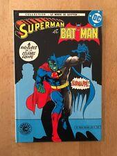 Superman et Batman - Kidnappé - Edition cartonnée - Sagédition - 1983 - NEUF
