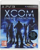 XCOM: Enemy Unknown PlayStation 3 Game PS3 Fast Post UK