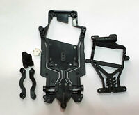 Kit Chasis DBR9 + cuna + guia + soportes Black Arrow BACHKIT02