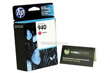 HP 940 Magenta Ink Cartridge C4904A Genuine New
