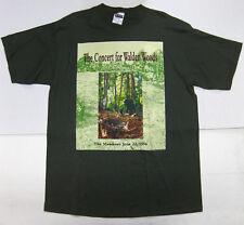 The Eagles Concert For Walden Woods 1996 Concert T-Shirt Don Henley Xl Hartford