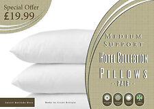 Hotel Essential Collection - Premium Pillows / Pillow Soft Medium Firm Support