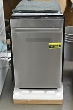 """Ge Pdt145Sslss 18"""" Stainless Fully Integrated Dishwasher Nob #112684"""