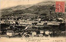 CPA TOULON Faubourg de St Jean du Var (410971)