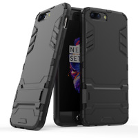SLIM HEAVY DUTY TOUGH SHOCK PROOF BUILDER PHONE CASE FOR ONEPLUS 7 8 6 T Pro