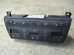 1-DIN Klimabetätigung Klimabedienteil AUDI A6 4B 4B0820043AB Sitzheizung