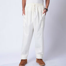 Men Islamic clothing Thobe Pants/Trousers Serwal Pajamas Wear