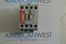 Sprecher + Schuh CA7-16-10 Contactor with 120v coil  10HP 460 Volt TESTED