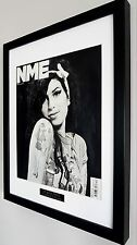 Amy Winehouse-Framed Original NME COVER-Plaque-Certificate-Very VERY RARE