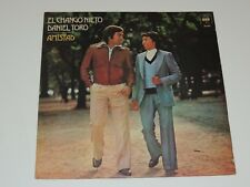 EL CHANGO Nieto Y Daniel Toro Amistad LP Schallplatte 20.082 Argentinien Latin 1980 selten