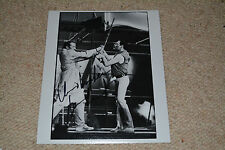 CHRISTOPHER LAMBERT signed autograph In Person 8x10 20x25 cm HIGHLANDER