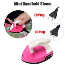 Mini Electric Iron Portable Travel Crafting Craft Clothes Sewing Supplies  TUA