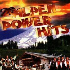Best of Alpen Power (20 tracks) Goldried Quintett, Mönchdorfer Buam, Moos.. [CD]