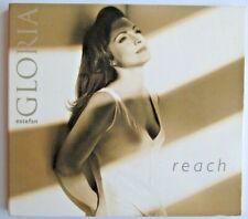 """GLORIA ESTEFAN - CD SINGLE PROMO DIGIPACK """"REACH"""""""