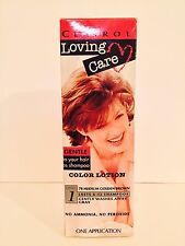 Loving Care 78 Medium Golden Brown Color Lotion Hair Color by Clairol