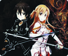 mp2415 Sword Art Online Anime Mouse Pad