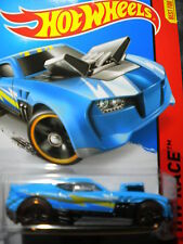 Hot Wheels Twinduction  blue  NEW