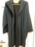 issey miyake homme plisse 18ss Gown coat Size M Very good condition Rare F/S
