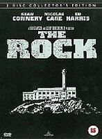 The Rock (2 Disc Collector's Edition) [1996] [DVD], Very Good DVD, Sean Connery,