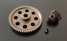 Redcat Racing Upgraded Hardened Steel Gears  64T Spur 21T Pinion Volcano EPX PRO