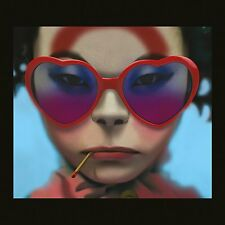 GORILLAZ HUMANZ DELUXE EDITION 2 CD - NEW RELEASE APRIL 2017