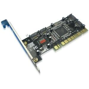 SATA expansion card 4-port extension PCI to SATA conversion card
