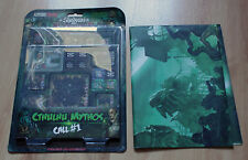 Cthulhu Mythos set – Call 1- FR/ENG  and SON Poster  Heroes of Normandie