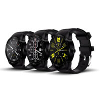 1.3-in Universal SmartWatch (iOS & Android) - Bluetooth Compatible - WiFi & GPS