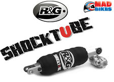 "R&g Racing ""shocktube"" choque frontal protctive cubierta para el Bmw1200gs Aventura"
