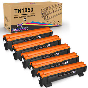 5x Toner Kompatibel für Brother TN-1050 DCP1510 DCP1512 DCP-1601 HL1110 HL-1112