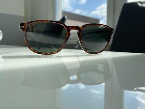 Persol Sonnenbrille Damen Havana Braun