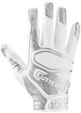 Cutters REV 2.0 Football Lightweight Flexible Receiver Gloves Youth Medium NEW