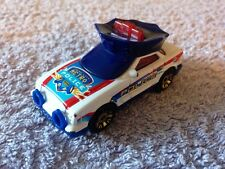 Matchbox MB625 Police Hat Car -Hero City Metro Police - Scale 1:64
