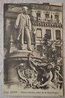 """CPA """" LYON - Statue de Carnot, place de la République"""