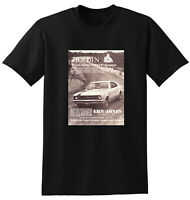 1968 HK HOLDEN MONARO GTS TSHIRT