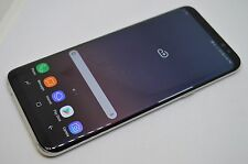 Samsung Galaxy S8+ PLUS SM-G955U 64GB  SILVER Unlocked GSM TMobile MetroPCS #D36