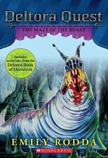 The Maze of the Beast (Deltora Quest 1), Rodda, Emily, Very Good Book