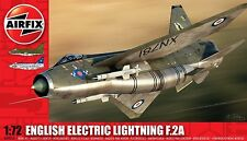 Airfix A04054 1/72 Plastic English Electric Lightning F2 Modern (1960+) Aircraft