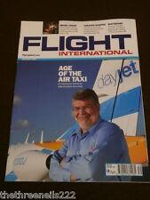 FLIGHT INTERNATIONAL # 5097 - DayJet Ed Iacobucci - JULY 24 2007