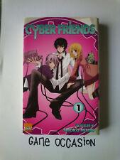 CYBER FRIENDS TOME 1 MIZUKI - TAIFU COMICS / MANGA LIVRE