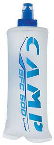 Soft Flask - die faltbare Trinkflasche - superpraktische Flasche am Berg
