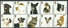 GB Stamp Set Battersea Dog & Cat Home 150th Anniversary 2010